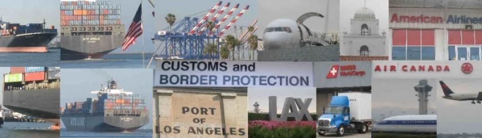 David W  Bailey LCB, Licensed Customs Broker   Los Angeles Long